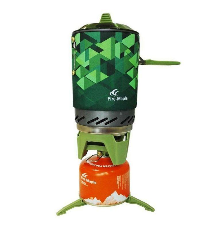 Купить Горелка газовая Fire-Maple Star X2 Green