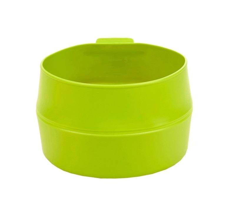 Купить Кружка складная, портативная Wildo Fold-a-Cup® Big Lime