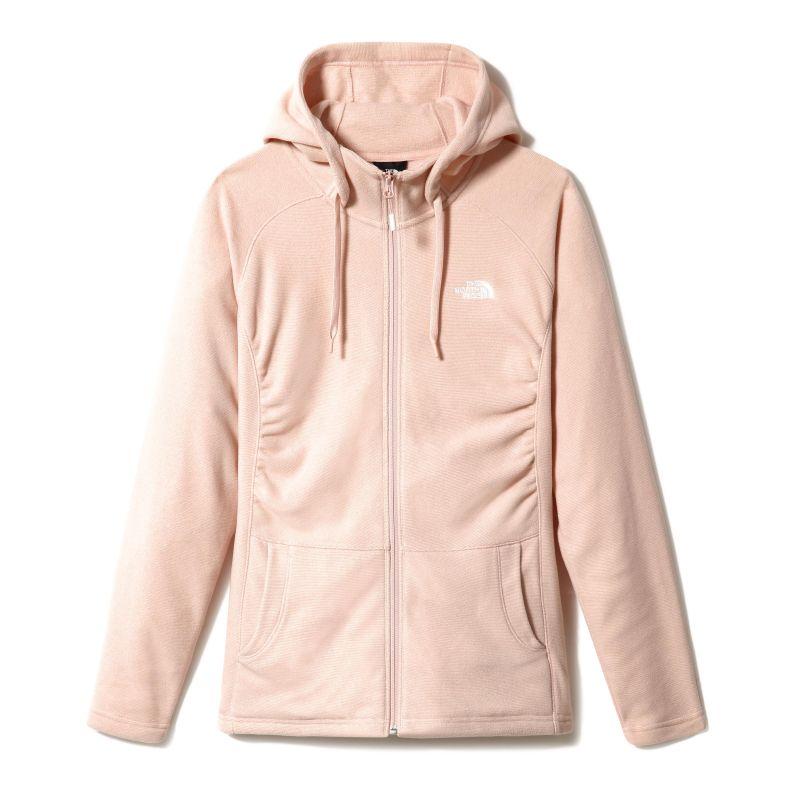 Купить Куртка The North Face Mezzaluna Full Zip Hoodie женская