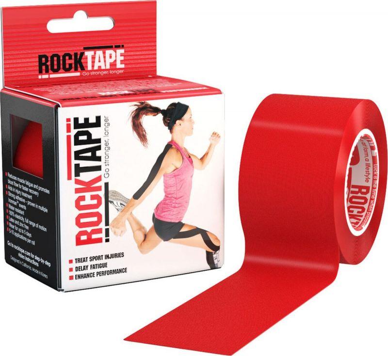 Купить Кинезиотейп Rock Tape Classic
