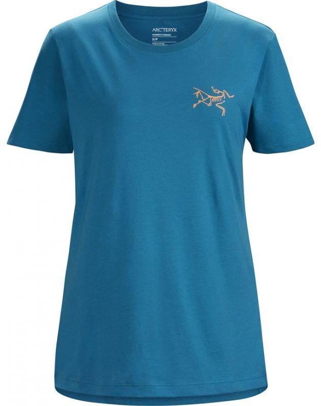 Фото - Футболка Arcteryx Arcteryx Bird Emblem T-Shirt SS женская футболка arcteryx arcteryx playground женская