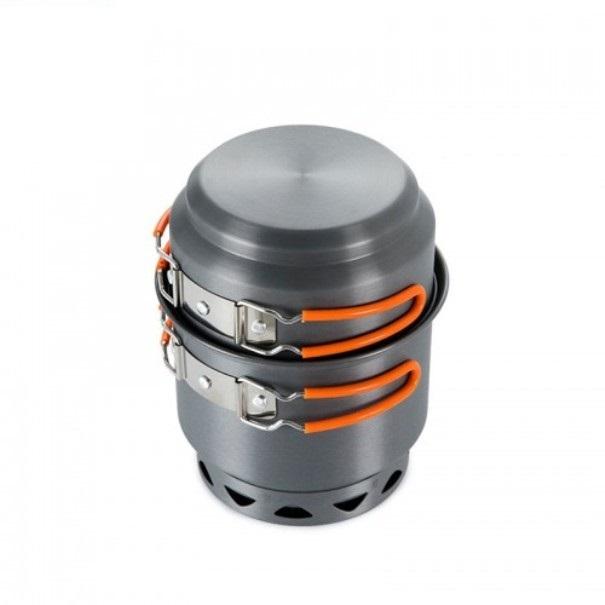 Купить Набор посуды с теплообменной системой Fire-Maple FMC-218 323г./1,2л и 0,6л