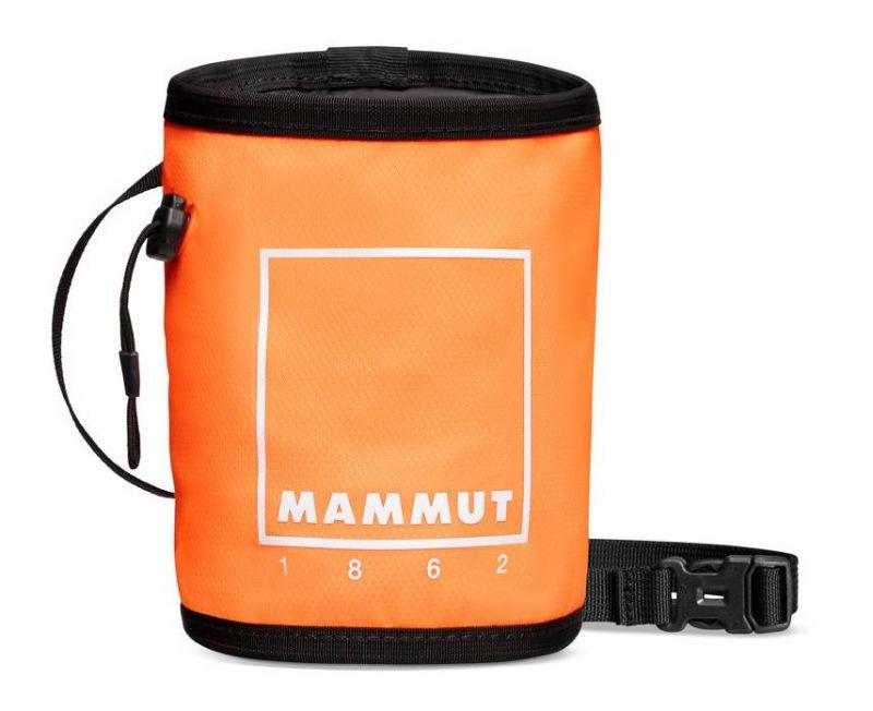 Мешок для магнезии Mammut Mammut Gym Print Chalk Bag ONE магнезия mammut mammut pure chalk collectors box зеленый one