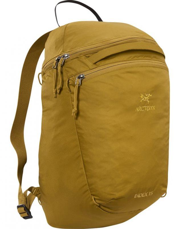 Рюкзак Arcteryx Arcteryx Index 15 Backpack светло-коричневый 15Л