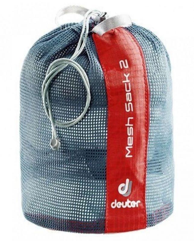 Купить Мешок упаковочный Deuter Mesh Sack 2