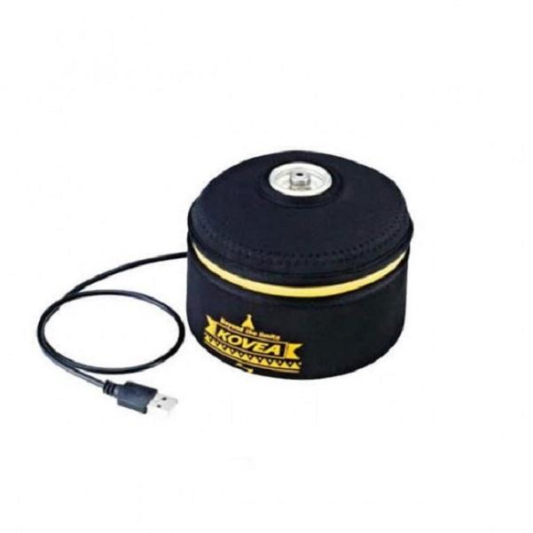 Купить Чехол баллона с подогревом Kovea USB 230