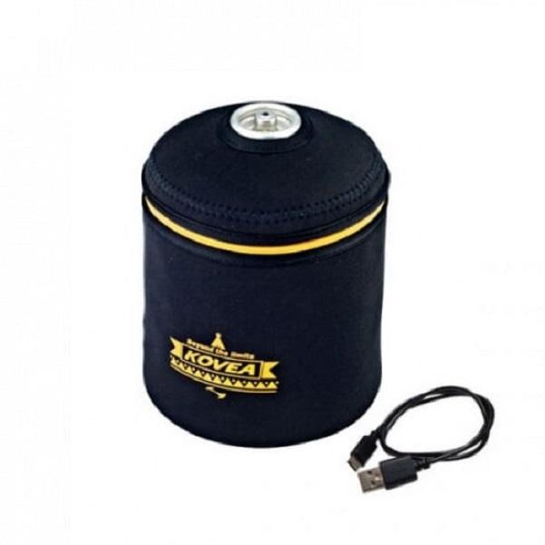 Купить Чехол баллона с подогревом Kovea USB 450