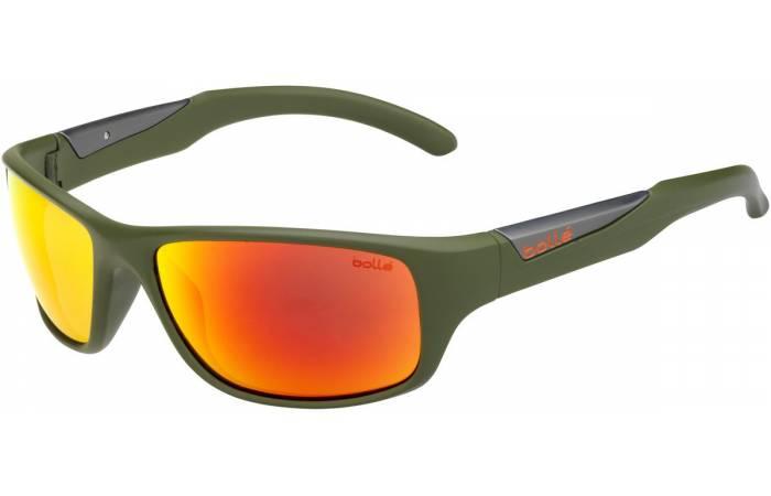Фото - Очки Bolle Bolle Vibe темно-зеленый очки bolle bolle vulture черный