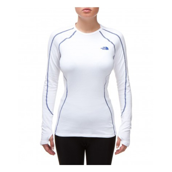 Футболка The North Face The North Face Base Layer Warm Long Sleeve Crew Neck женская