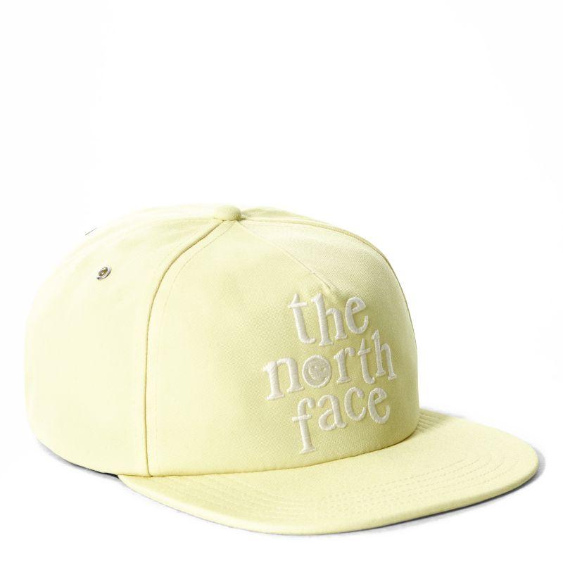 Кепка The North Face Vannagon Ball светло-желтый SM