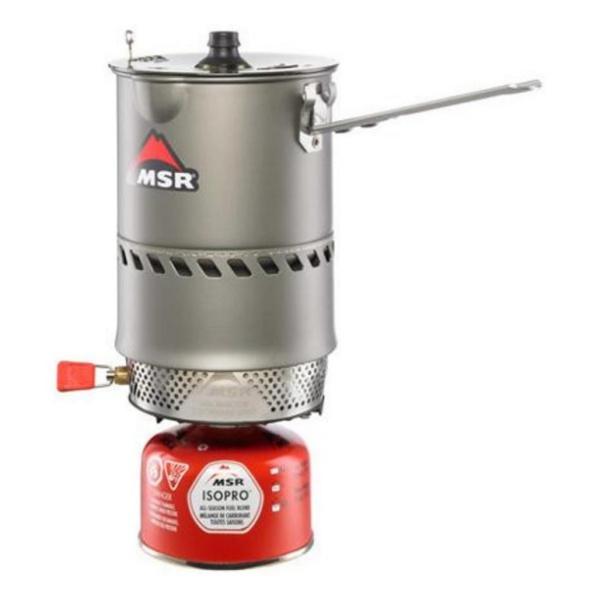 Газовая горелка Msr Reactor (1 Литр) 1л