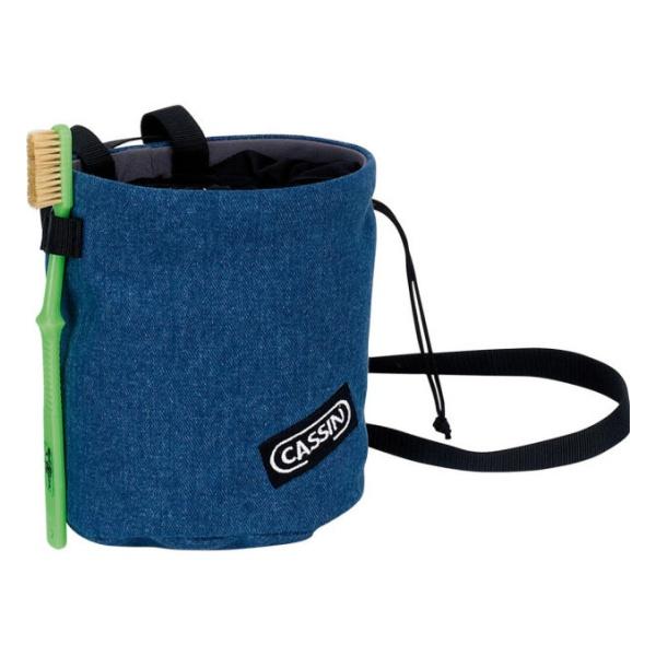 Мешочек для магнезии Cassin Cassin Polimago синий мешочек из органзы подарочные оптом