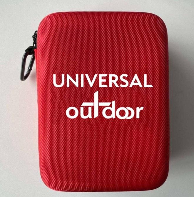 Органайзер Universal Universal Outdoor красный 230Х160Х8.5СМ