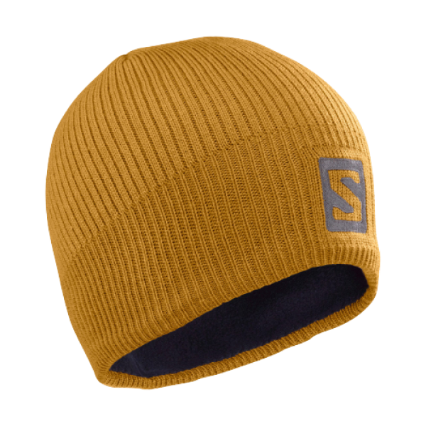 Купить Шапка Salomon Logo Beanie