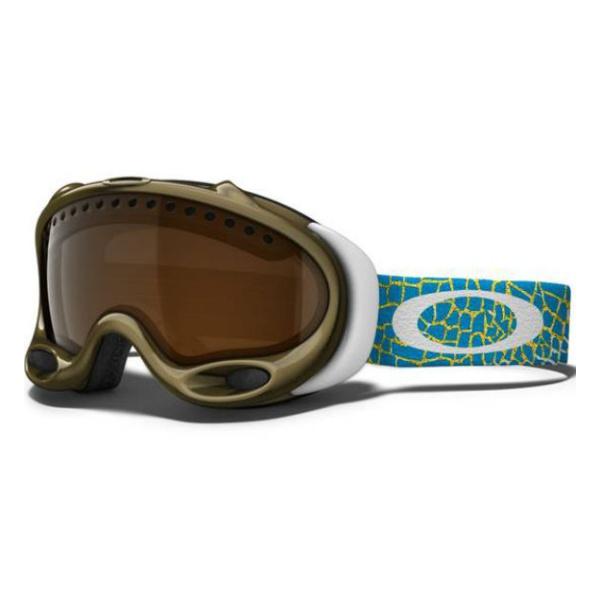 Горнолыжная маска Oakley A Frame 59-237 синий