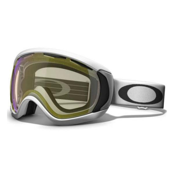 Горнолыжная маска Oakley Canopy 57-778 белый