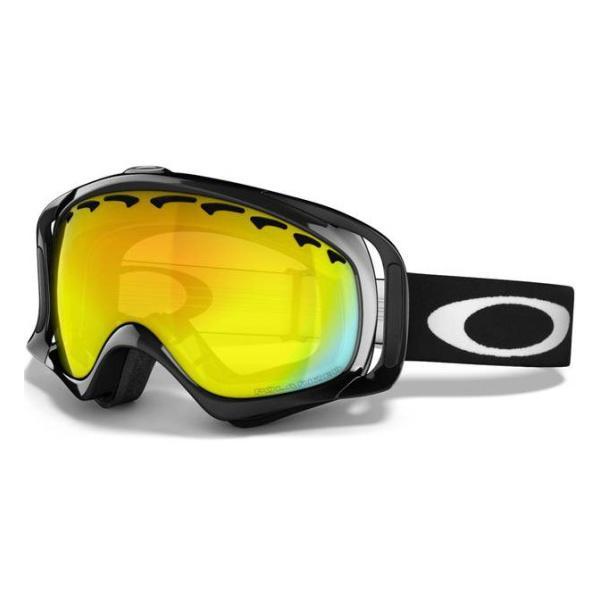 Горнолыжная маска Oakley Crowbar 57-289 черный