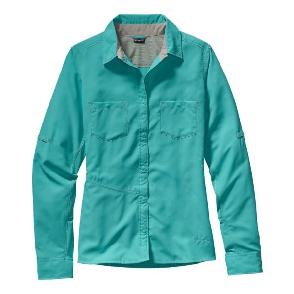 Рубашка Patagonia Sol Patrol женская