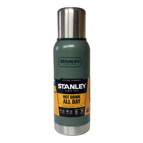 Термос Stanley Stanley Adventure 0.75 L зеленый 0.75л