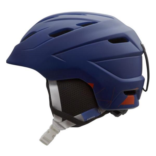 Горнолыжный шлем Giro Giro Nine 10 детский синий M(55.5/59CM) цена