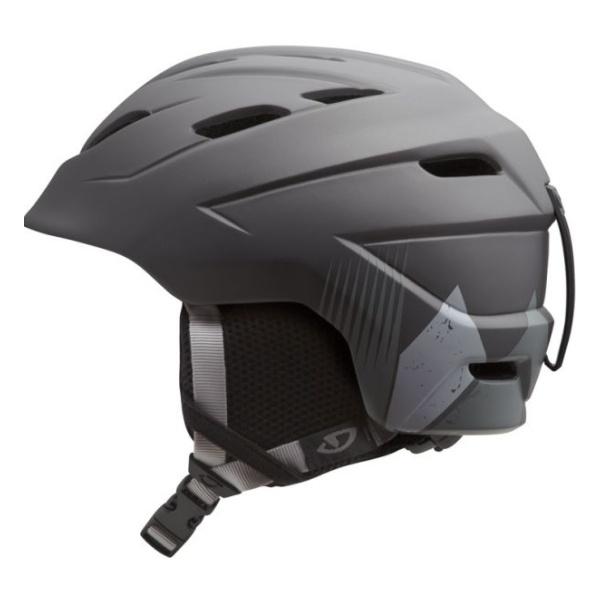 Горнолыжный шлем Giro Giro Nine 10 Jr детский темно-серый M(55.5/59CM) горнолыжный шлем giro giro bevel белый m 55 5 59cm