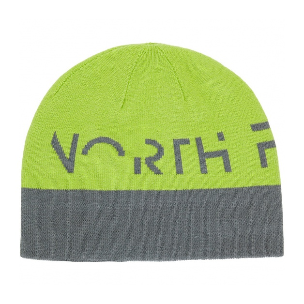 Шапка The North Face The North Face Reversible Tnf Banner Beanie серый OS ouch reversible collar with wrist