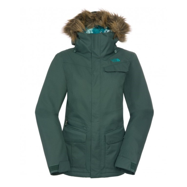 Куртка The North Face Baker Delux женская