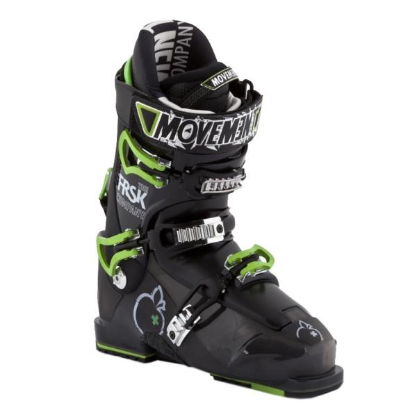 Горнолыжные ботинки Movement Skis Movement Black Line