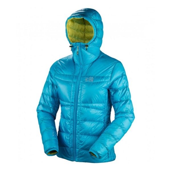 Куртка Millet Heel Lift Down Hoodie женская