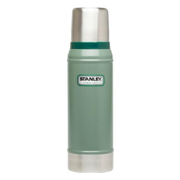 Термос Stanley Stanley Classic Vacuum Bottle 0.7L зеленый