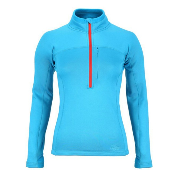 Пулон Lowe Alpine Lowe Alpine Powerstretch Zip Top женский цена