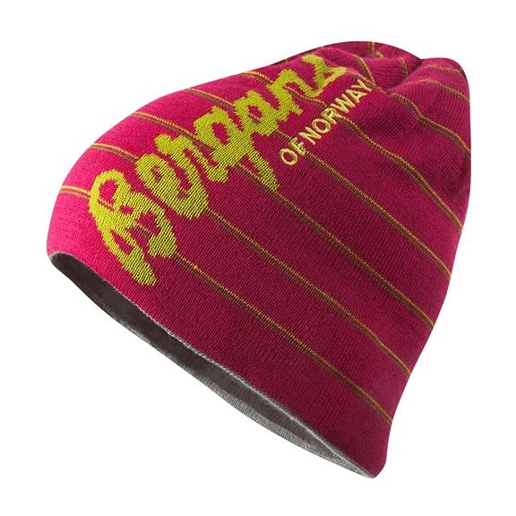 Шапка Bergans Bergans Beanie розовый ONE шапка bergans bergans ski beanie синий 58