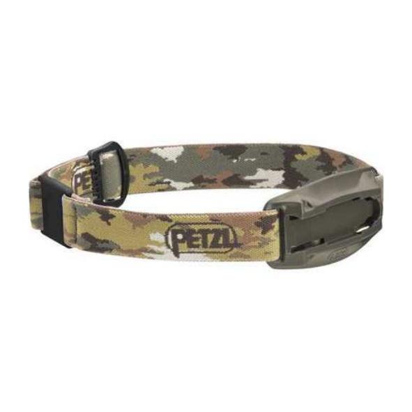 Головной ремень для Petzl Strix хаки фонарь petzl strix ir e90bhb c camouflage
