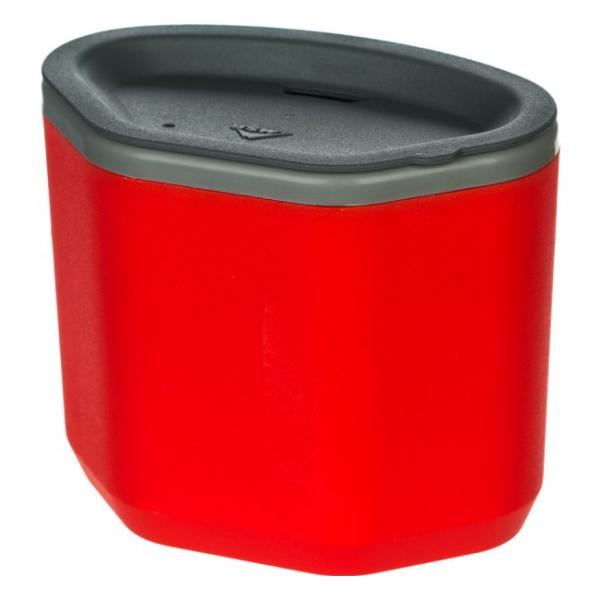 Кружка MSR Insulated Mug красный 0.3л