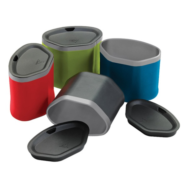 Кружка MSR MSR Stainless Steel Insulated Mug серый 0.37л