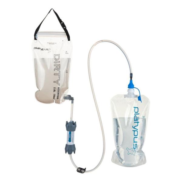 Фильтр для очистки воды Platypus Gravity Works 2 Complete Kit 2л