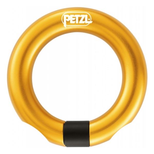 Кольцо соединительное Petzl Open Ring оранжевый round ceramics porcelain high frequency machine new original high voltage ccg81 5 1500 k 21kv 120kva