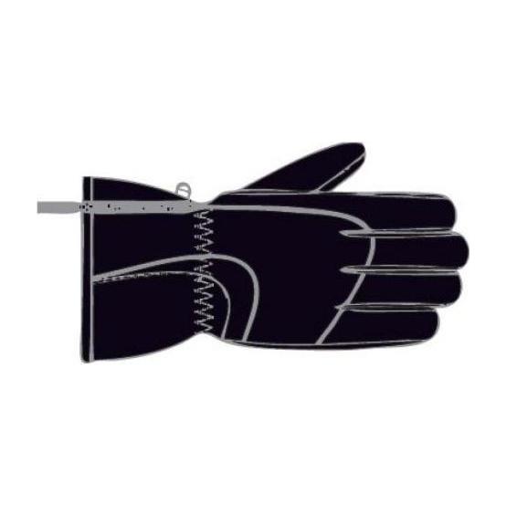перчатки детские Перчатки GLANCE Glance детские Ice Line