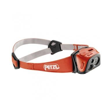 Фонарь налобный Petzl Tikka R+ красный