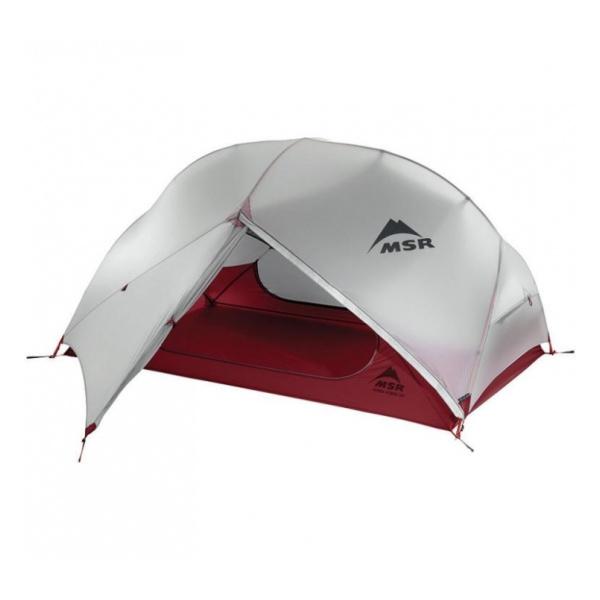 Палатка MSR MSR Hubba NX (gray) серый 1/местная