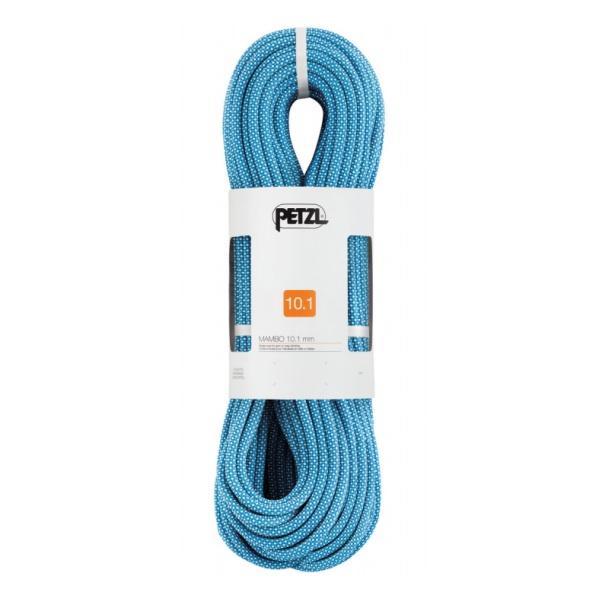 Веревка динамическая Petzl Petzl Mambo 10,1 мм (бухта 60 м) синий 60M