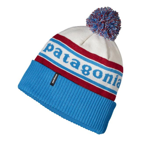 Шапка Patagonia Patagonia Powder Town Beanie красный шапка patagonia patagonia lined knit headband белый all