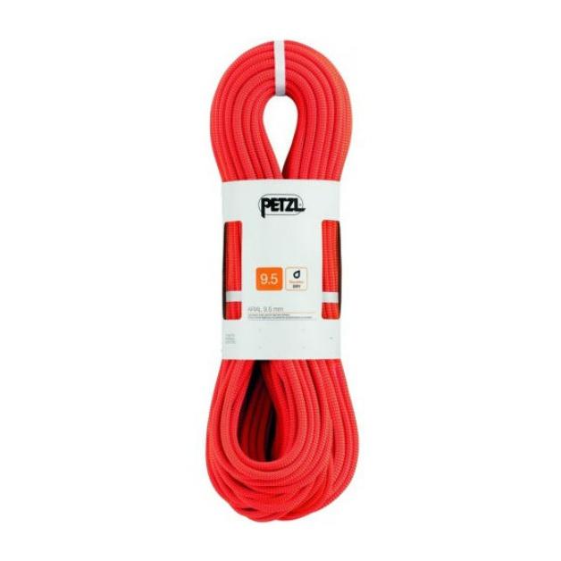 Веревка динамическая Petzl Petzl Arial 9,5 мм (бухта 60 м) оранжевый 60M