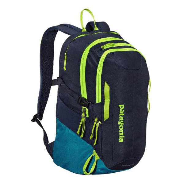 Рюкзак Patagonia Refugio Pack 28L синий 28л