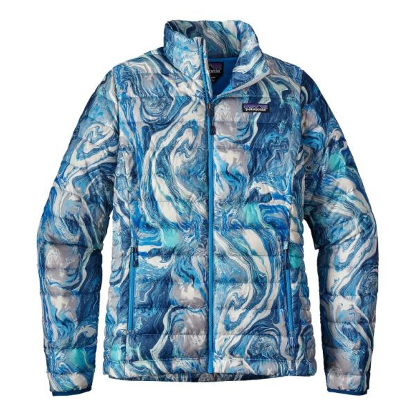 Куртка Patagonia Down Sweater женская