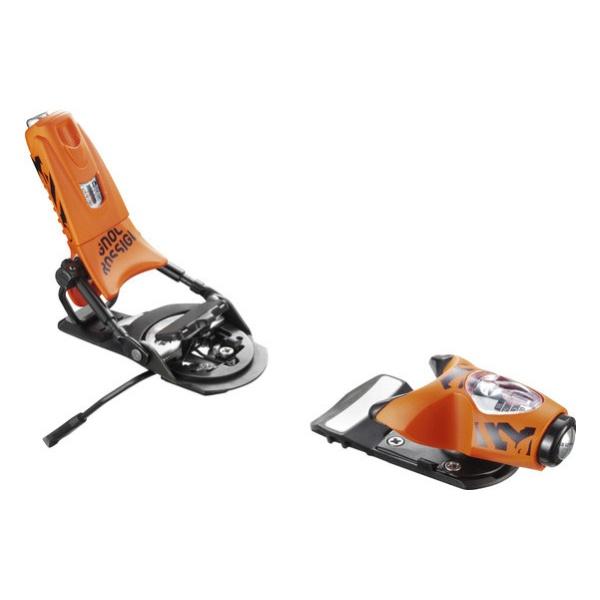 Горнолыжные крепления Rossignol FKS 180 L оранжевый