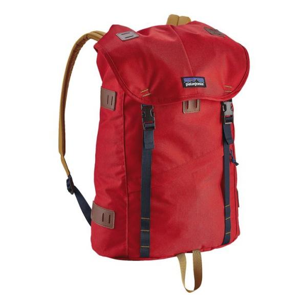 Patagonia Arbor Pack 26L темно-красный 26л