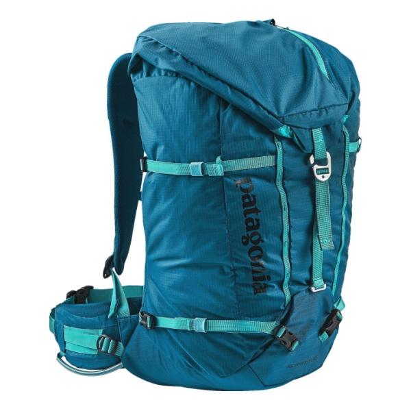 Рюкзак Patagonia Ascensionist Pack 45L голубой S/M