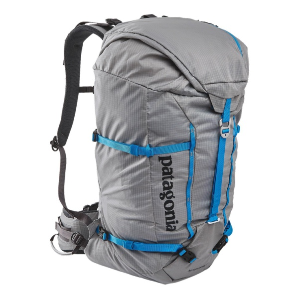 Рюкзак Patagonia Ascensionist Pack 45L серый 45л