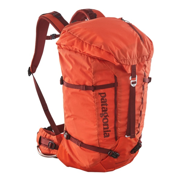 Рюкзак Patagonia Ascensionist Pack 45L оранжевый 45л